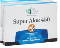 Super Aloe 450 Blister Packs by Ortho Molecular