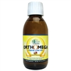 Orthomega Liquid Fish Oil Mango Flavor by Ortho Molecular