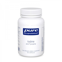 Iodine & Tyrosine by Pure Encapsulations