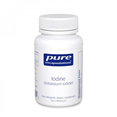 Iodine (Potassium Iodide) by Pure Encapsulations