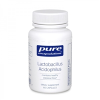 Lactobacillus Acidophilus 60ct by Pure Encapsulations