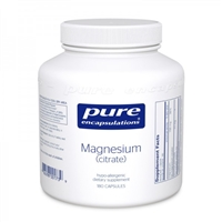 Magnesium Citrate by Pure Encapsulations