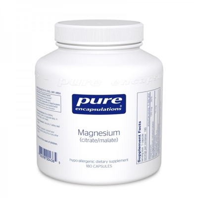 Magnesium(Citrate/Malate) by Pure Encapsulations
