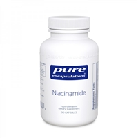 Niacinamide 90ct by Pure Encapsulations
