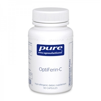 Optiferin-C 60ct by Pure Encapsulations
