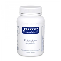 Potassium (Aspartate) 90ct by Pure Encapsulations