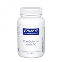 PureDefense with NAC by Pure Encapsulations