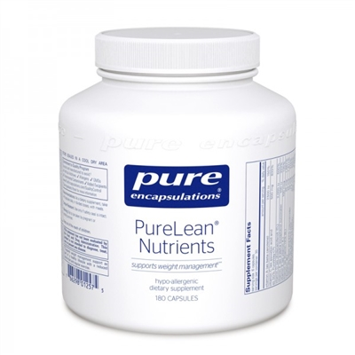 PureLean Nutrients 180ct by Pure Encapsulations