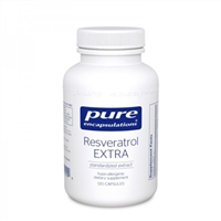 Resveratrol Extra by Pure Encapsulations