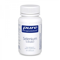 Selenium (Citrate) by Pure Encapsulations