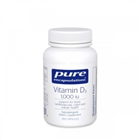 Vitamin D3 by Pure Encapsulations