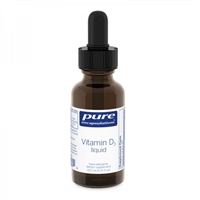 Vitamin D3 liquid by Pure Encapsulations
