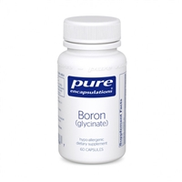 Boron (Glycinate) 60ct by Pure Encapsulations