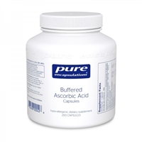 Buffered Ascorbic Acid by Pure Encapsulations