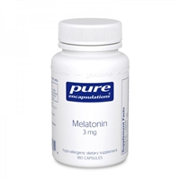 Melatonin 3mg by Pure Encapsulations
