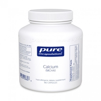 Calcium (MCHA) by Pure Encapsulations