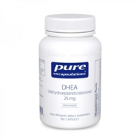 DHEA 25mg by Pure Encapsulations