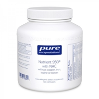 Nutrient 950 with NAC by Pure Encapsulations