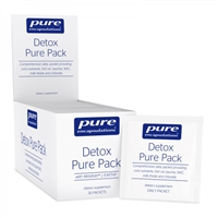 Detox Pure Pack 30Ct by Pure Encapsulations