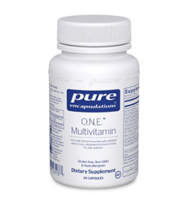 "O.N.E.â""¢ Multivitamin by Pure Encapsulations"