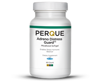 Adreno Distress Guard by PERQUE 60 count