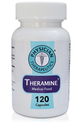Theramine 120 capsules by Physician Therapeutics