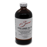 Cod Liver Oil by Springreen Products