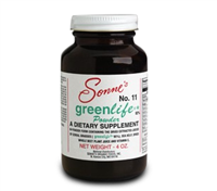 GREENLIFE (Powder) by Sonne's Products