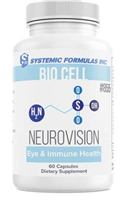 Neurovision by Systemic Formulas