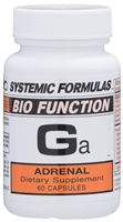 Ga Adrenal by Systemic Formulas