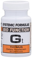 Gt Thymus by Systemic Formulas