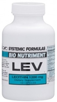 LEV Lecithin by Systemic Formulas