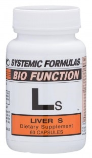 Ls Liver S by Systemic Formulas