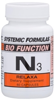 N3  Relaxa by Systemic Formulas