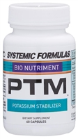 PTM Potassium Stabilizer by Systemic Formulas