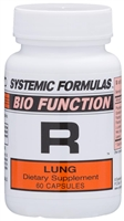 R Lung by Systemic Formulas