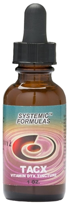 TACX-Vitamin DTX Tincture by Systemic Formulas