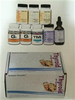 Thyroid Package by Systemic Formulas