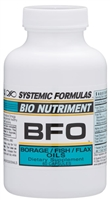 BFO-BORAGE/FLAX/FISH OIL by Systemic Formulas