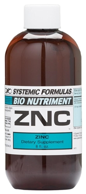 ZNC- ZINC CHELATE by Systemic Formulas