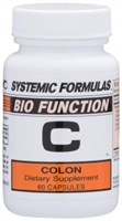 C  Colon by Systemic Formulas