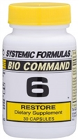 6  Restore by Systemic Formulas