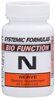 CXN-Nerve by Systemic Formulas
