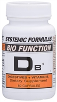 DB12  Digest Vit. B12 by Systemic Formulas