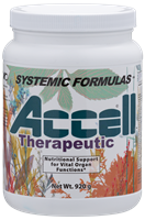 Accell Therapeutic by Systemic Formulas