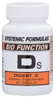 Ds  Digest S by Systemic Formulas