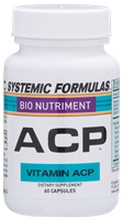 ACP  Vitamin ACP by Systemic Formulas