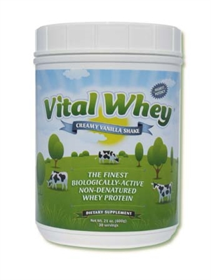 Vital Whey by Well Wisdom