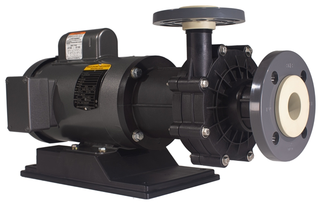 Circulation and Transfer pumping using a GemmeCotti GHTM15-2SGL MagDrive Pump