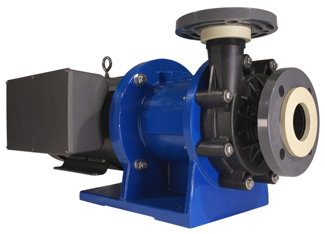 Hydrochloric Acid Transfer Centrifugal Mag Drive Pump from GemmeCotti
